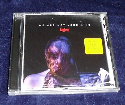 Slipknot We Are Not Your Kind (2019) Brand New Sealed Cd