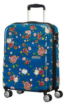 TROLLEY American Tourister sunbeam spinner 55//20 nordicbl 12G*01002