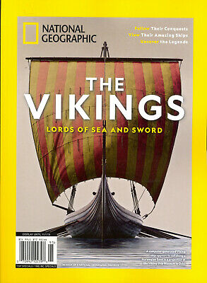 The Vikings Lords of the Sea and Sword National Geographic 2019