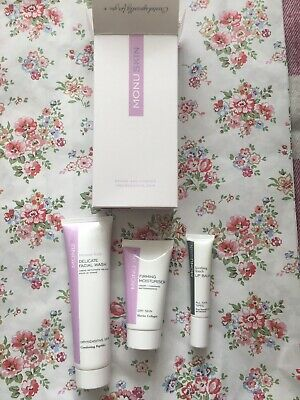 Monu Skin Revive & Hydrate Moisturiser Collection, For Dry Skin, New