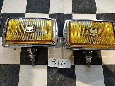 Paire anti brouillard MARCHAL 850 GT -  fog lamps - Alpine Ford Fairlane