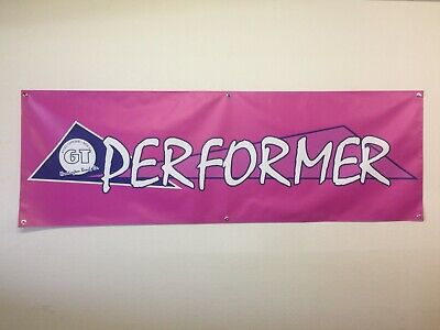 old school BMX BIKE BANNER aba  4FT X 2FT  mancave garage shop