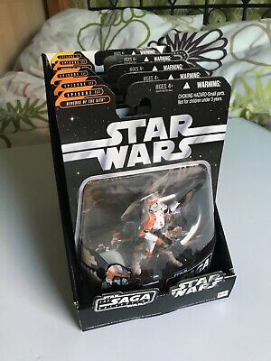Star Wars Saga Collection Job Lot Bundle Complete with display box Includes Cody
