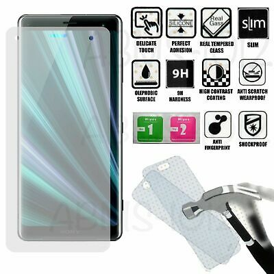 Gorilla Tempered Glass Film Screen Protector For Sony Xperia L1 L2 Xa1 & Various