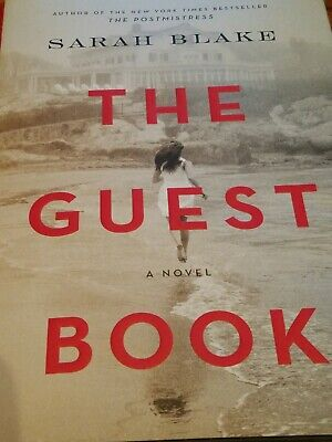 The Guest Book by Sarah Blake, 2019 Hardcover with Dust Jacket