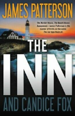 James Patterson & Candice Fox - The Inn, Hardcover, 1st Edition