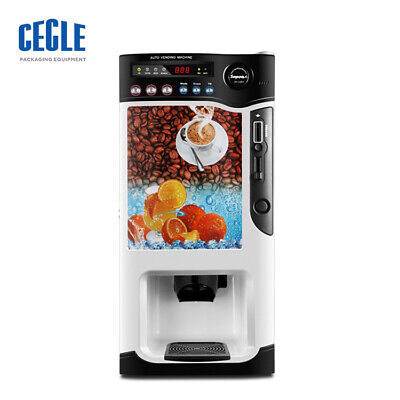 Nice Selling Hot Coffee Vending Machine By Fast Shipping