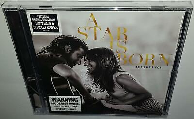 Va A Star Is Born Original Soundtrack Brand New Sealed Cd Lady Gaga