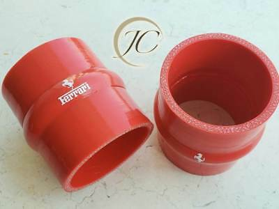 Ferrari 360 Throttle Intake Air Filter Duct Induction Carbon Box Silicone Hose