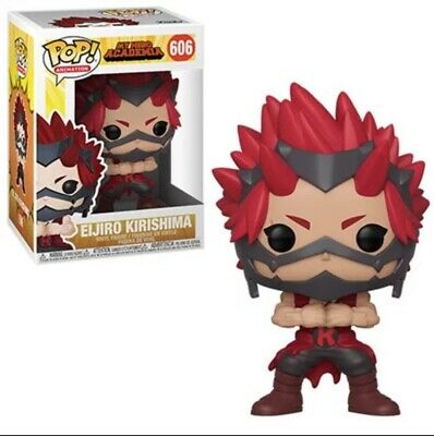 Eijiro Kirishima My Hero Academia Funko Pop Vinyl New in Box