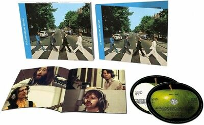 2019 The Beatles Abbey Road Anniversary 2 Shm Cd Deluxe Edition 4988031353004