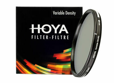 Hoya 58mm / 58 mm Variable Density (ND3~ND400) Filter - As New