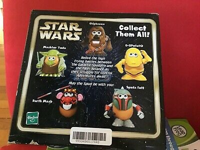 Mr potato head Star Wars playschool C-3 potato rare