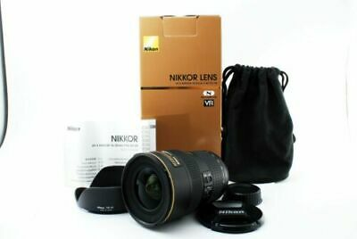 Nikon AF-S Nikkor 16-35mm F/4 G ED VR N Lens w/Box Hood - As New