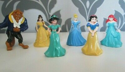 Disney Princess Mini Figures -Ideal Cake Toppers