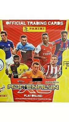 Panini Premier League 2019/20 Full Set Of All 469 Cards In Binder Mint