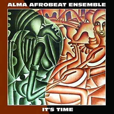 Its Time - Alma Afrobeat (2016, CD NUOVO)