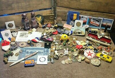 Junk Drawer Lot Vintage And Modern Items