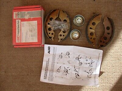 MP4653B 387706 BRAKE SHOE ADJUSTER KIT for Al-Ko 160 x 37 brake drums
