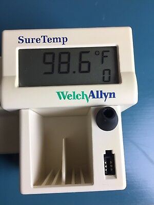 Welch Allyn SureTemp 76751 Thermometer with Bracket