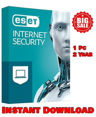 Eset NOD 32 Antivirus 2019 Original |1 Pc 2 Year 🔑Global Key✔ BIG SALE!! 4.75$