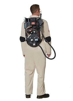 GHOSTBUSTERS Light Up Dlx Proton Pack Exclusive  Costume Prop New 01369735
