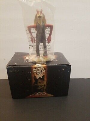 STAR WARS EPISODE 1 JOKING JAR JAR BINKD KFC Taco Bell Pizza Hut 1999 SEALED!!!!