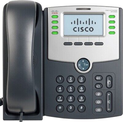 Linksys CIsco SPA508G IP handsets BRAND NEW