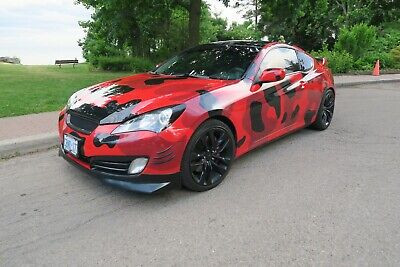 Modified Genesis Coupe (REDUCED) Modified Genesis Coupe (REDUCED)