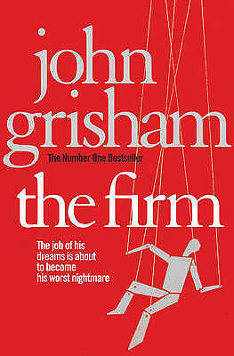 The Firm, Grisham, John , Good | Fast Delivery
