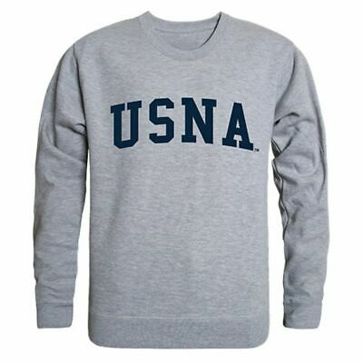 United States Naval Academy Ugly Holiday Mens Performance T-Shirt Snowflake