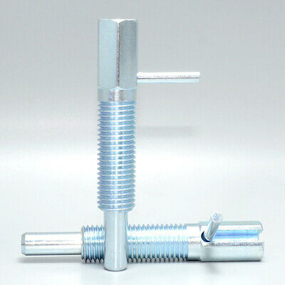 Retracted Index Plunger Spring Loaded without Locking Nut Coarse Thread Pin