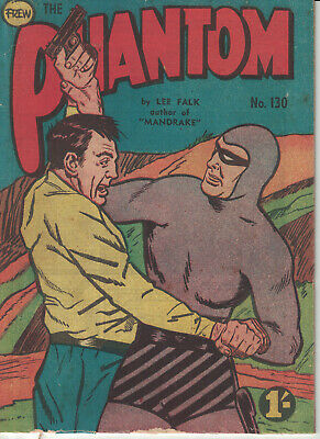 Phantom Comic # 130 from 1958.