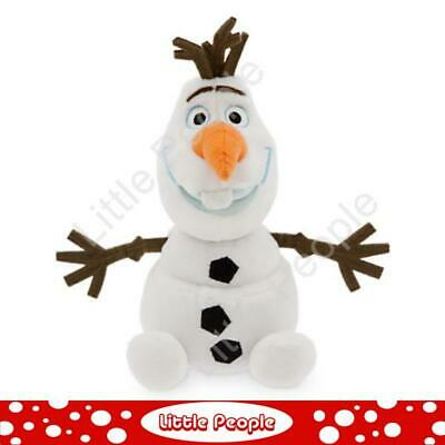 """Disney Olaf the snowman from Frozen - Plush  13 1/2"""" Genuine Authentic"""