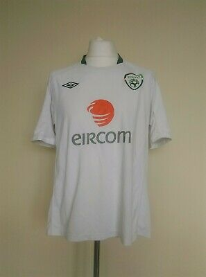 Original Umbro Republic of Ireland Football Training Jersey Shirt Adults size XL