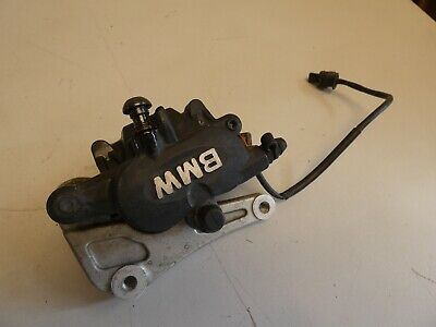 2006 BMW K1200 GT rear brake caliper with pads.  Only 16,800 miles. Tested.