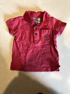 Boys Baby Gap 3-6 Months Polo Shirt