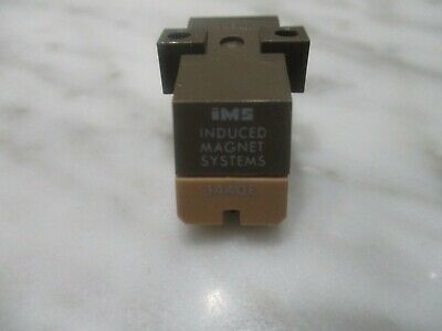 Nagatron Ims Induced Magnet Systems Cartridge And Genuine Nagatron 1440E Stylus