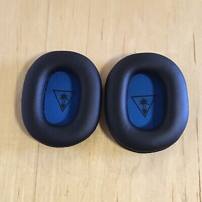 Ear Pads For Turtle Beach Recon 50P Headset & Stealth 420X Wireless for PS4 Blue
