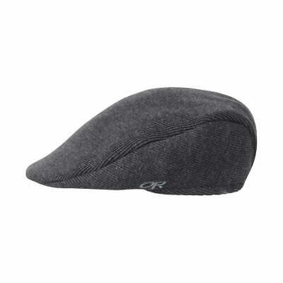 OR Outdoor Research Svalbard Knitted Toque Beanie Cap Hat Lambswool//WindStopper
