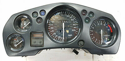 Honda Blackbird 1998-01 Injection clocks
