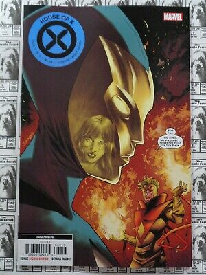 House of X (2019) Marvel - #2, 3rd Print Variant, Hickman/Larraz, NM