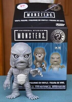 Funko Mystery Minis Universal Monsters Walgreens The Creature Exclusive B&W NEW