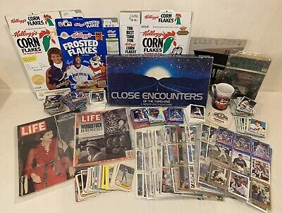 JUNK DRAWER LOT~Vintage To Now~SPORTS CARDS~BOARD GAME~COLLECTIBLES & MORE