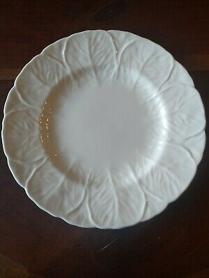 "Coalport Countryware White Bone China 8"" Salad Or Dessert Plate 7 Available"