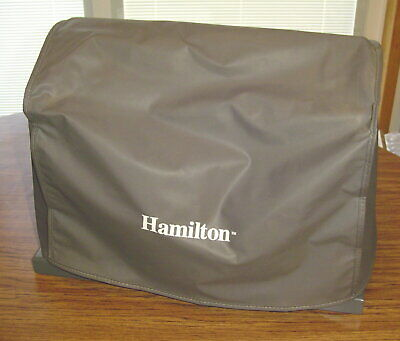 Hamilton Buhl Headphone Stand W/Cover & 8 Position Jackbox Jbp-8Sv