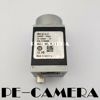 1PCS BASLER acA640-100gm (3-month warranty /SHIP DHL)