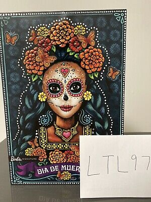 Barbie Dia De Los Muertos Mattel Day Of The Dead **In Hand** Ships Asap!