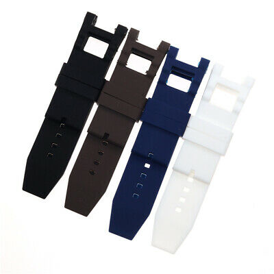 New Silicone Rubber Watch Band Strap For Invicta Subaqua Noma Iii (3) 6043 Black