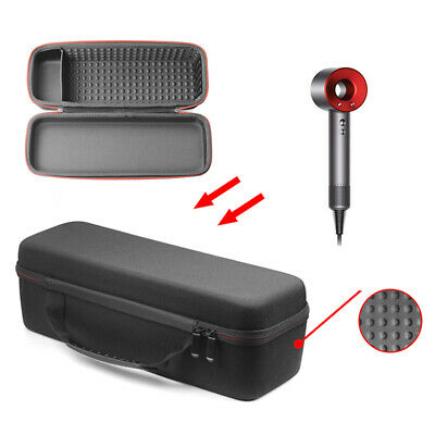 Hair Dryer Carrying Cases Protection Bag For Dyson Supersonic HD01 Styling Black